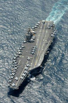CVN 72 - USS Abraham Lincoln