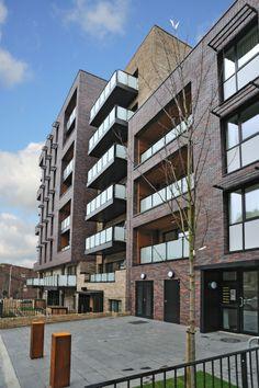 Camden design awards for housing