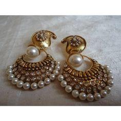 Mango Pearl Earring
