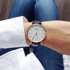 Use EMMASTEFAN for 15% off all products at www.danielwellington.com / valid for the first 50 customers only @DW_Watches #watch #danielwellington