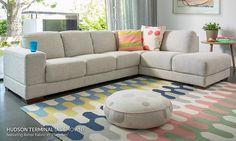 Plush furniture