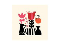 Card Blooming Dales from Darling Clementine