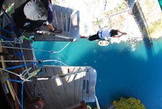 Bungee Jumping #GrabYourDream #Adventure #Travel #Contest