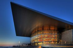 Henning Larsen Architects - Copenhagen Opera House