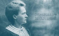 Fear Picture Quotes, Famous Quotes and Sayings about Fear with images Fear Quotes, Life Quotes, Madame Marie Curie, Best Funny Images, Uber Humor, Famous Pictures, Nobel Prize Winners, Science Quotes, Funny Sites