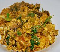 Recipe Diary: Chicken Currypatta