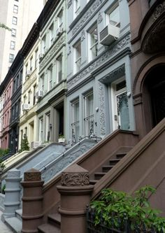 Brownstone, NYC