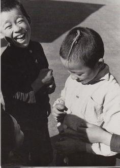 """""""The Children of Chikuho"""" photobook, 1960 by Ken Domon"""