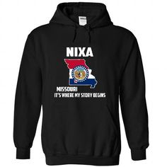 Nixa Missouri Special Shirt 2015-2016 - #photo gift #monogrammed gift. SAVE => https://www.sunfrog.com/States/Nixa-Missouri-Special-Shirt-2015-2016-2613-Black-37784092-Hoodie.html?68278