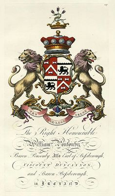 Sir William Segar, coats of arms, heraldic crests & family trees from Baronagium Genealogicum: or the Pedigrees of the English genealogy Knights Templar History, Lion Photography, Family Shield, Postcard Paper, Decoupage, Emblem, Crests, Transfer Paper, Tattoo Sketches