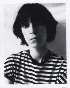 Patti jeune (small striped shirt)