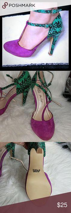 Never worn high heels from ABS Excellent condition ABS Allen Schwartz Shoes Heels