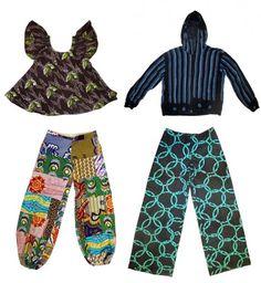 afrikanska kläder unikt tillfälle Just Africa.se