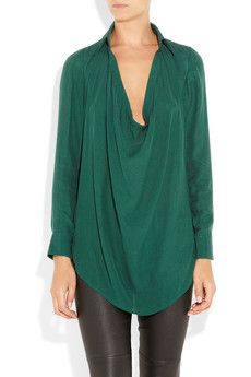 this is so 1970's sheek...love it.  (of course, it does help that it's in my favorite color)