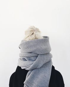 basically how i look in ALL of my scarfs. but i love it