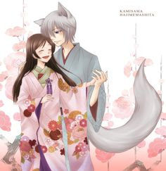 Kamisama Kiss, freaking awesome.