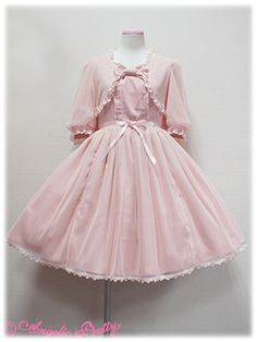 Angelic Pretty's Pure Lady OP - Princesses at heart.