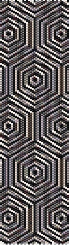 Peyote Beading, Beaded Bracelet Patterns, Peyote Patterns, Beading Patterns, Beaded Bracelets, Beadwork, Bead Kits, Peyote Stitch, Bracelet Patterns