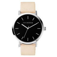 PAPER PLANE - The Horse Watch - Black/Nude