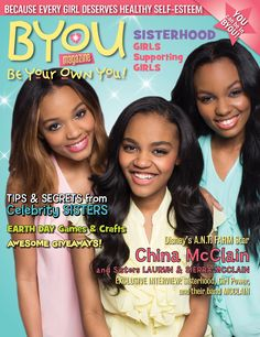BYOU Magazine is having a LIVE #BYOUchat Twitter Party tonight with the McClain sisters! If you don't have a Twitter account, you can still follow all the fun at http://www.byoumagazine.com/twitter-parties