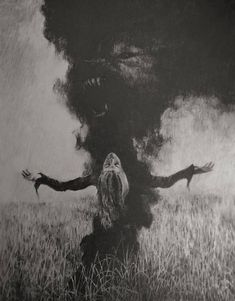 Gothic Aesthetic, Witch Aesthetic, Aesthetic Grunge, Arte Horror, Horror Art, Scary Art, Creepy, Dark Witch, Arte Obscura