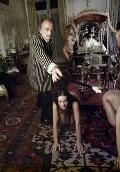 Salvador Dalí. Paris 1973