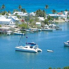 Abacos Harbor - Walker's Cay - Bahamas