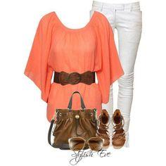 Clothes. So cute!! I love it! Espesially the top!