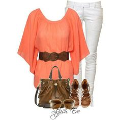 Clothes. So cute!! I love it! Espesially the top!