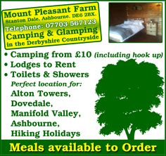 mount pleasant farm camping & glamping