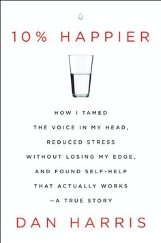 """10% Happier: mentioned by a caller during a show about Arianna Huffington's new book """"Thrive."""""""