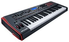 Novation Impulse 49 USB MIDI Controller keyboard