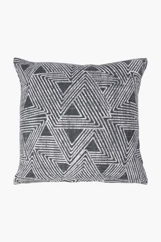 Rustic Geometric Scatter Cushion Cover, 60x60cm - Shop New In - Home D Scatter Cushions, Throw Pillows, Home Decor Shops, Chair Pads, Vibrant Colors, Rustic, Cover, Design, Country Primitive