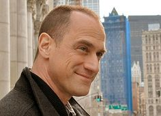 Christopher Meloni aka Eliot Stabler (Law and Order SVU). I am in love with his character!!