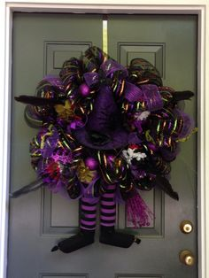 Witches wreath.