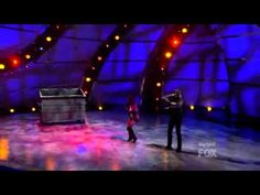 Another fabulous So You Think You Can Dance routine: The Lovecats - Amelia and Will