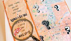 A Treasure Hunt