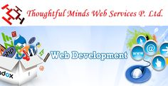 #ThoughtfulMinds, the #leadingwebsiteDevelopmentCompanyinJaipur, #India provide 100% #mobilefriendlywebsite that is #designed and #developed keeping in mind the requirements of #Google and other major #searchengines. Get more details at:-https://goo.gl/W7iuKe