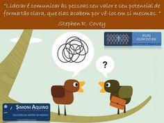 Liderar, por Stephen Covey
