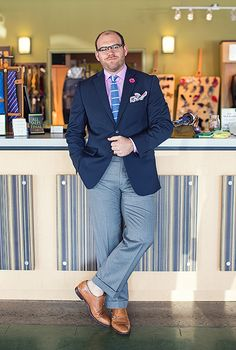Matt » Back Down South /// love this look for the guys, instead of something so traditional and formal.