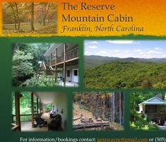 Family vacation rental nestled in the mountains, sleeps 8-10. Just 1 hour from Asheville.
