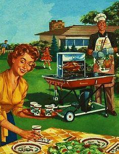 Backyard BBQ {Summer time fun...}
