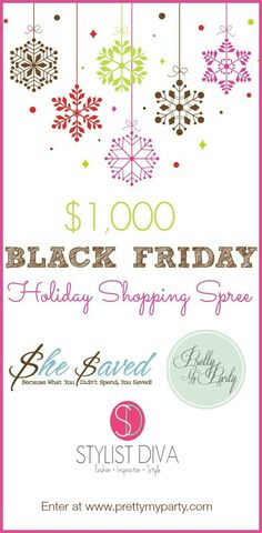 Enter to win $100 giveaway black-friday-shopping-giveaway-2