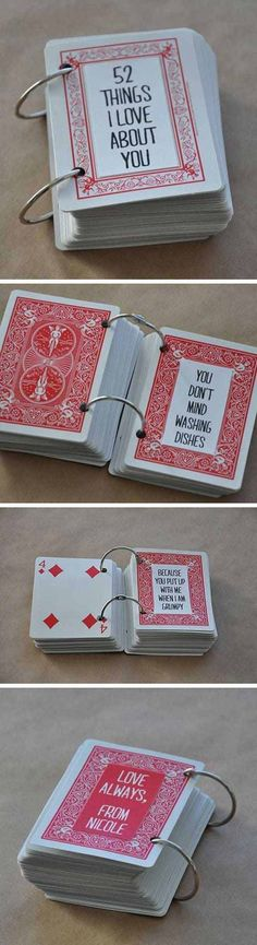 Easy DIY Valentines Day Gift and Card Ideas