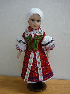 Czech Republic, Puppets, Harajuku, Costumes, Traditional, Style, Fashion, Swag, Moda