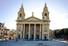 FEAST OF ST. PUBLIUS //  19/04/2015 //  The Feast of St. Publius is celebrated in the town of Floriana in Malta.