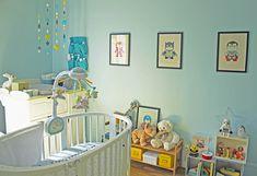 La chambre bébé de Darius / babyroom, nursery