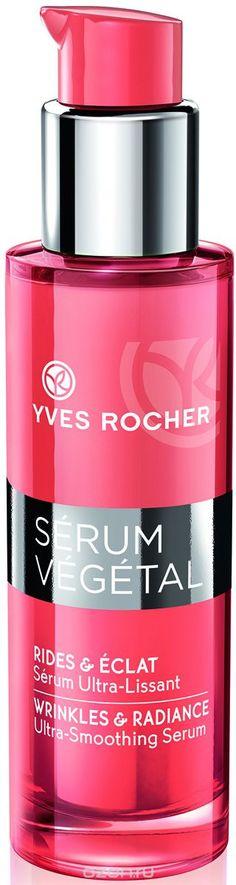 Yves Rocher сыворотка от морщин и для выравнивания поверхности кожи, 30 мл
