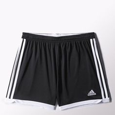 adidas Tastigo 15 Knit Shorts ($25) ❤ liked on Polyvore featuring activewear, activewear shorts, adidas, adidas activewear, adidas sportswear and athletic sportswear