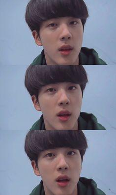 Jin ♡ | 『˗ˏˋPinterest - @strawberrymurlk ˎˊ˗』